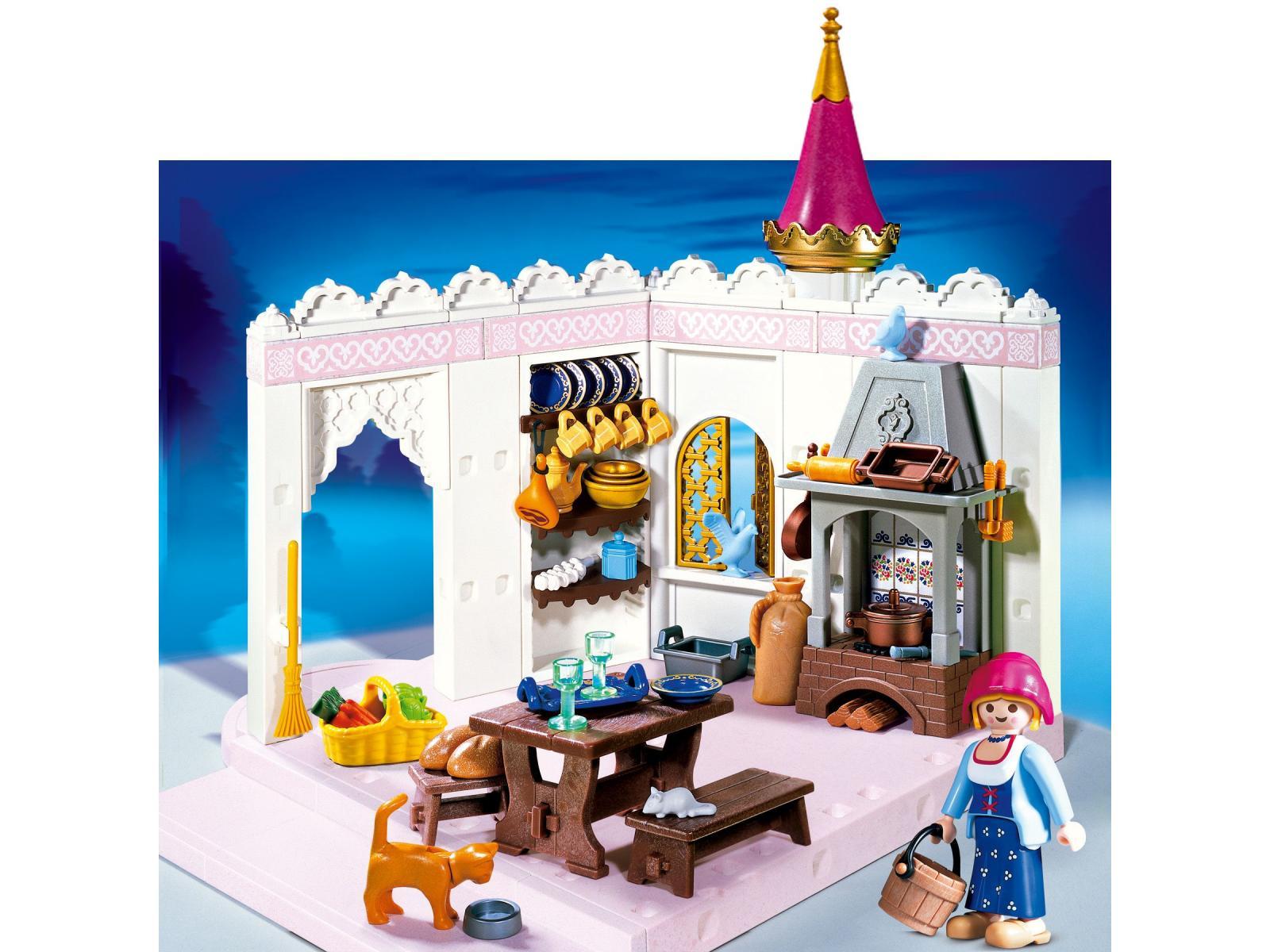 Playmobil Princess Castle Nz   Princess Castle Extension B 6519 ...