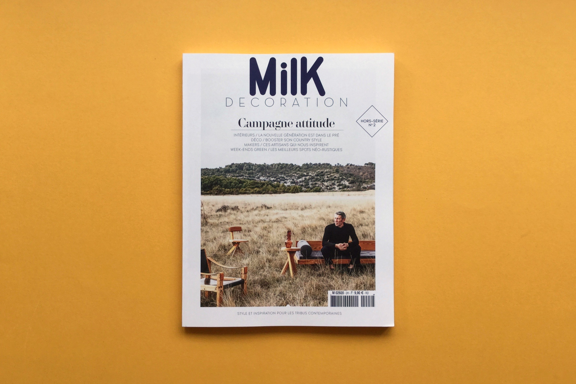 Style Campagne Magazine Milk Decoration Hors Serie 2