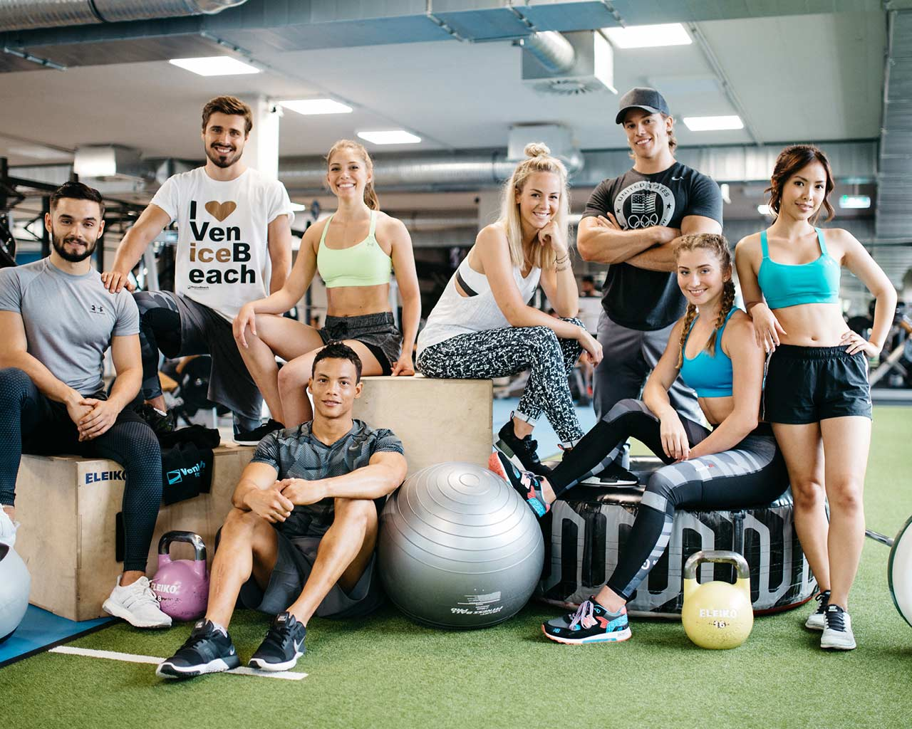 Fitness Mannheim Venice Beach Fitness Mannheim E1 Venice Beach Fitness And Workout