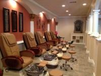 Nails Salon Design Ideas