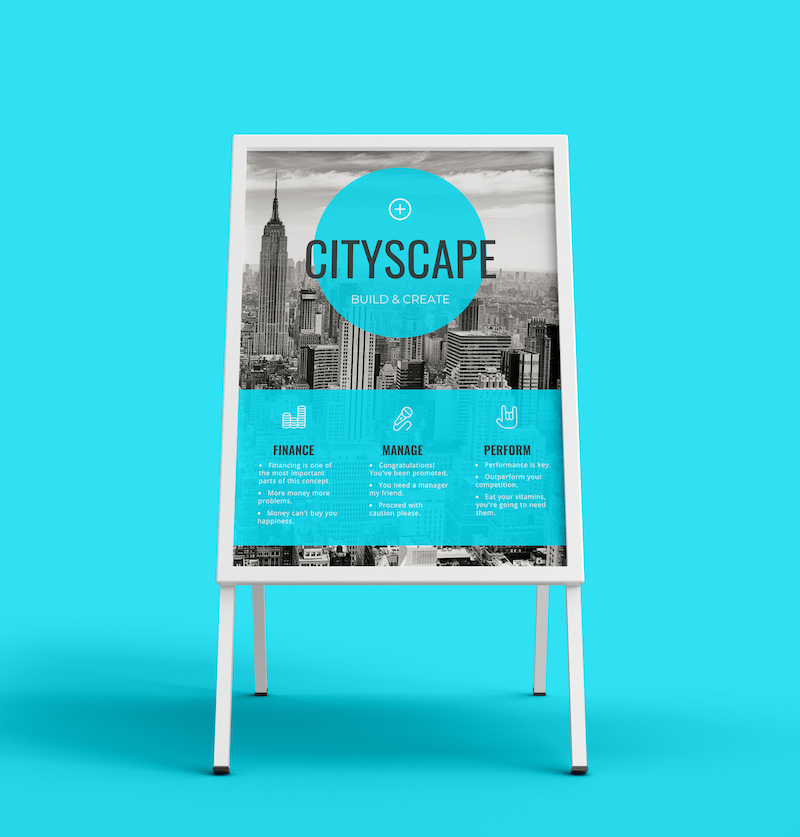 50+ Captivating Flyer Examples, Templates and Design Tips - Venngage