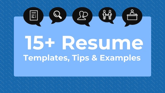 How to Make an Infographic Resume Updated - Venngage