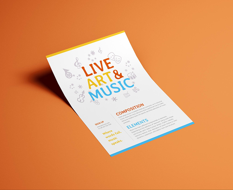 20+ Attention-Grabbing Event Poster Templates, Backgrounds  Design