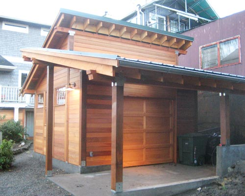 Seattle Builders Seattle Outdoor Space Remodel Ventana Construction Seattle