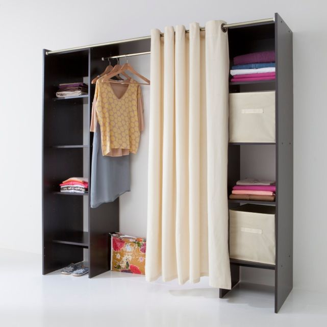 Armoire Dressing Conforama Dressing La Redoute - Dressing Complet Extensible Ethan