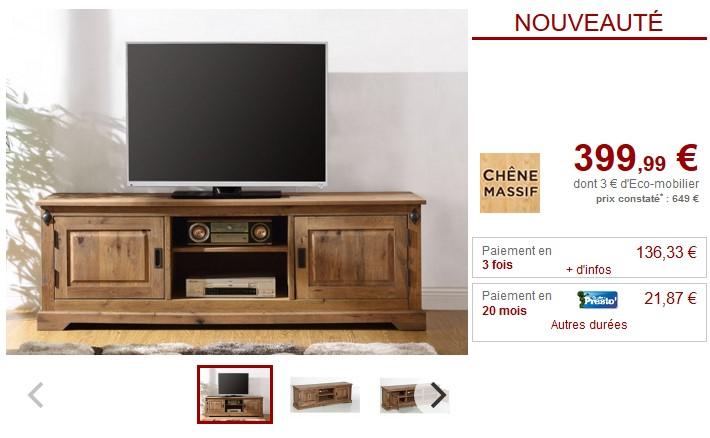 Meuble Tv Ysandre