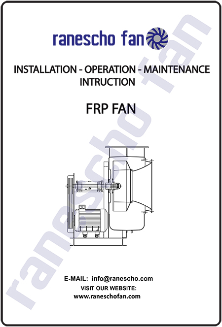 Cover Ranescho manual FRP-1