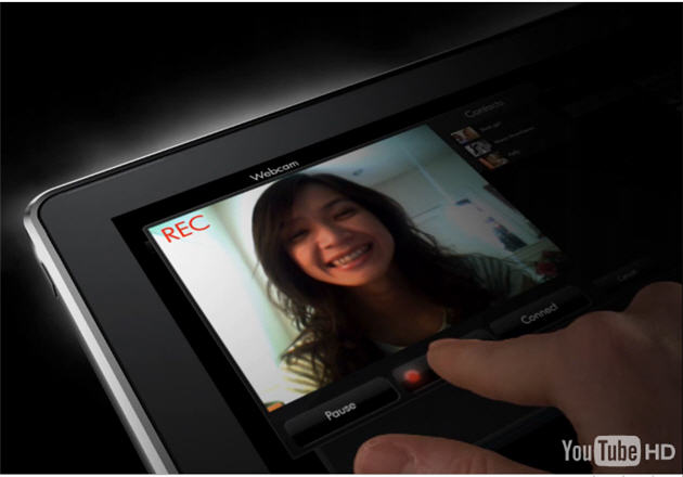 Video Of Hp S Android Powered Tablet Venturebeat News