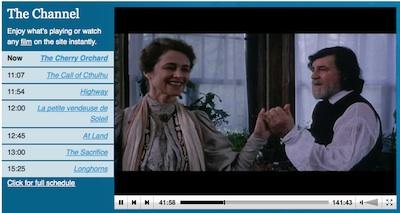 Fandor Screen Grab