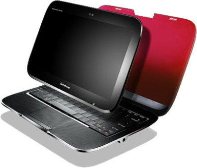 Lenovo's Ideapad U1 hybrid tablet