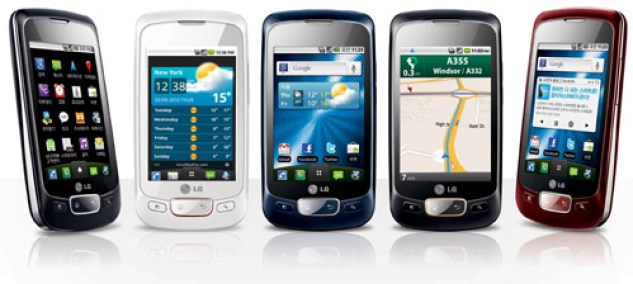 LG Optimus One series