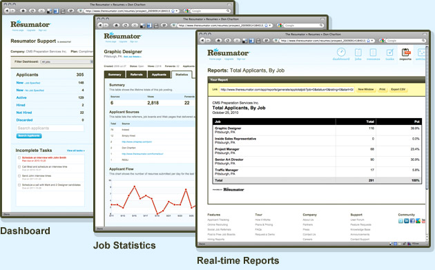 The Resumator scores $100K to make hiring less of a chore VentureBeat - The Resumator