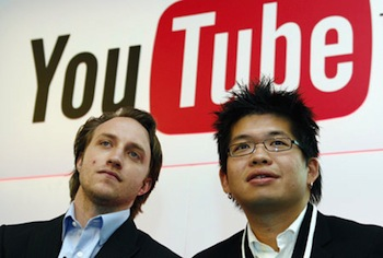 chad hurley steve chen