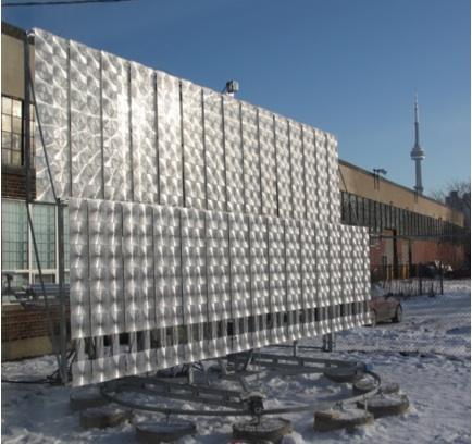morgan solar panels