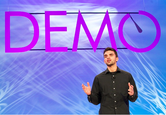 Andrew Gazdecki at DEMO