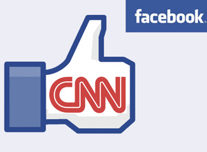 Facebook Editions CNN News