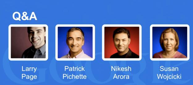 Google Executives