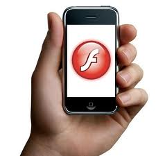 Flash on iOS