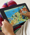 Photo of the Kindle Fire from Amazon