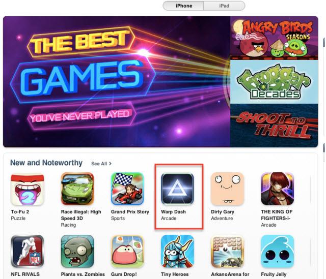 social mobile games