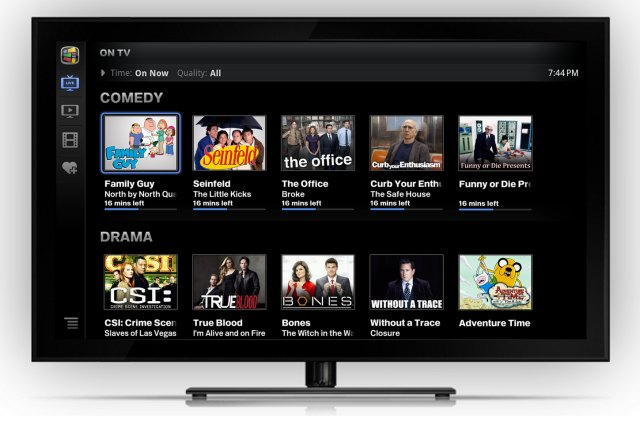 google tv update 2