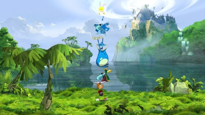Rayman Origins 1