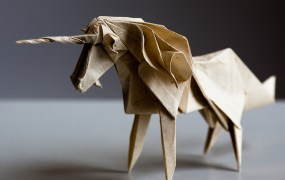 Folded Unicorn