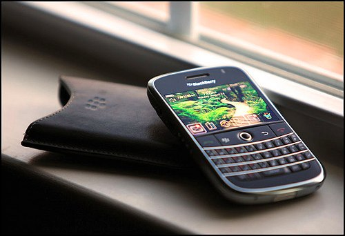 A BlackBerry Bold smartphone: what does the future hold for RIM?