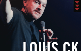 Louis CK, DVD-box-artwork