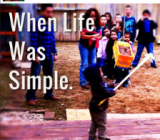Tiny Review When Life Was Simple