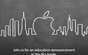 Apple's Invitation