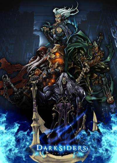 The_four_horsemen_by_windlordofsuldor