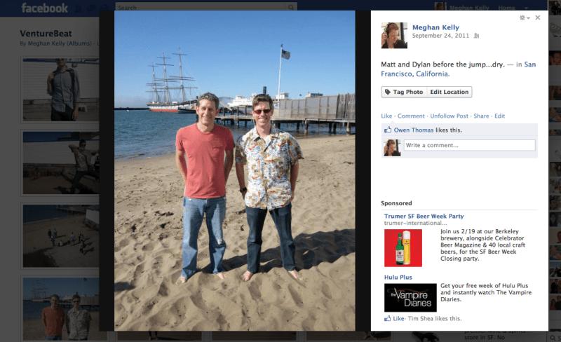 Facebook lightbox 7