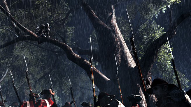 Assassin's Creed 3_Frontier_Predator