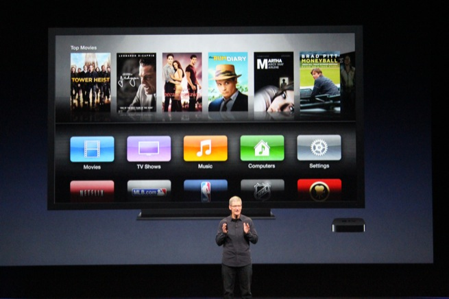 Apple TV, DVD digital copies via iCloud