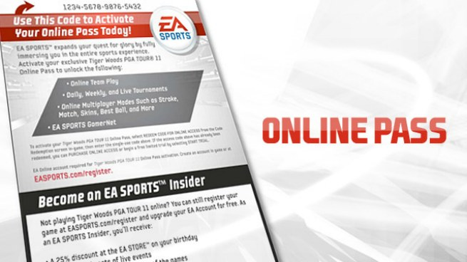 EA Sports Online Pass