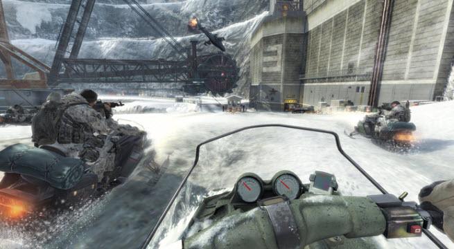 Modern Warfare 3 DLC