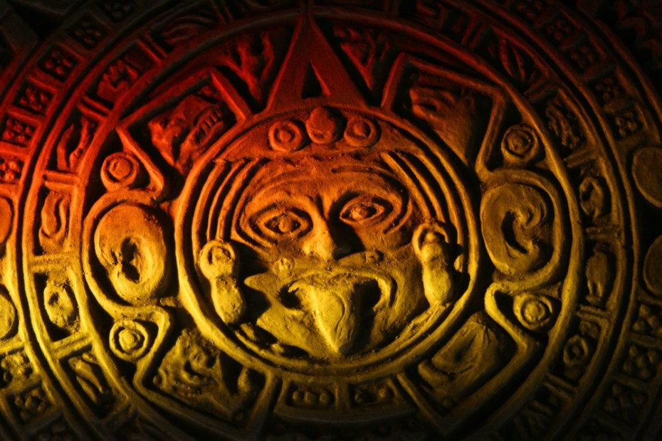 Mayan calendar photo by NY-P/Shutterstock