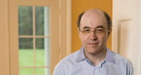 Headshot of Stephen Wolfram, from StephenWolfram.com
