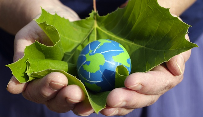 Get social on Earth Day