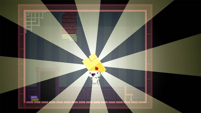 Fez, a new imdie platformer hitting Xbox Live Arcade from Polytron Corporation