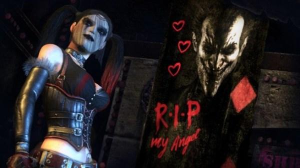 Batman Arkham City GOTY DLC Harley Quinn's Revenge