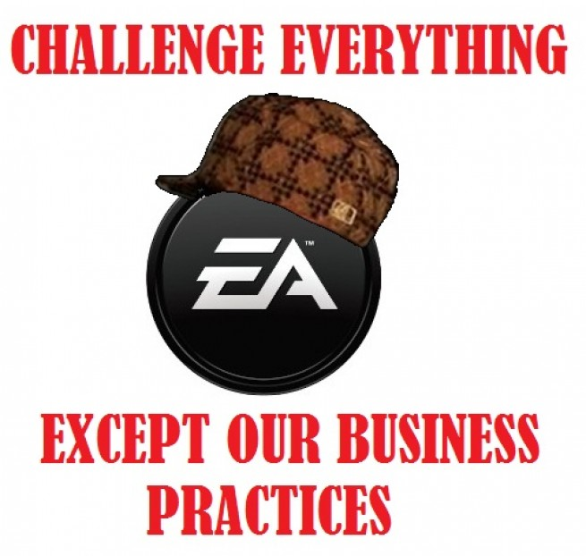 Electronic Arts EA Worst Company in America