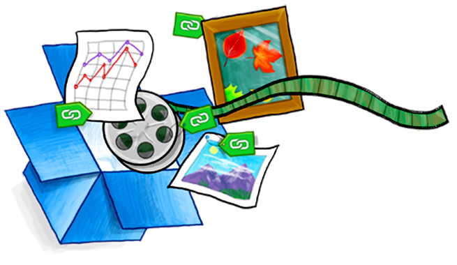 dropbox-link-sharing