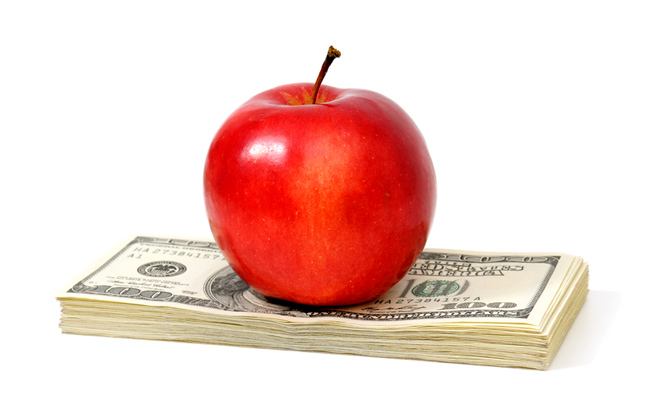 Apple Q2 2012 earnings by the numbers