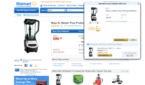 Amazon gets more aggressive with Wish List