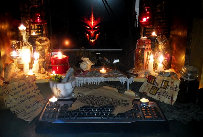 Diablo III collectors edition giveaway review contest free