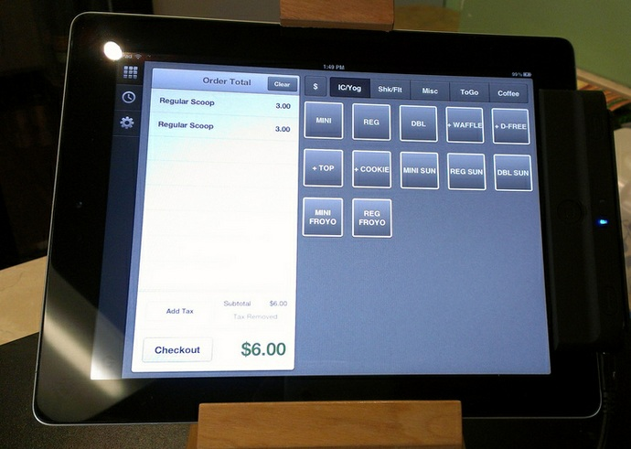 groupon-pos-screenjpg (690×491) POS Pinterest Pos - point of sale resume
