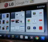 LG Google TV demo 1