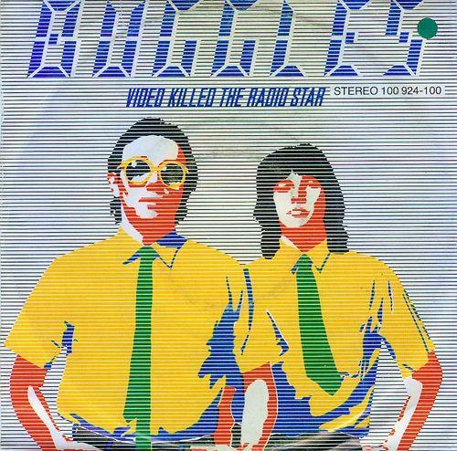 the buggles video killed the radio star